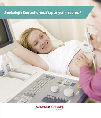 jinekolojik testler